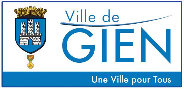 logo ville de gien une ville pour tous
